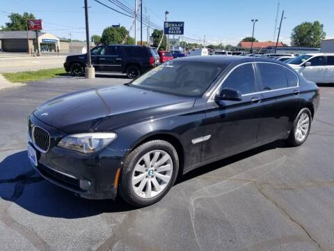 2010 BMW 7 Series for sale at Larry Schaaf Auto Sales in Saint Marys OH