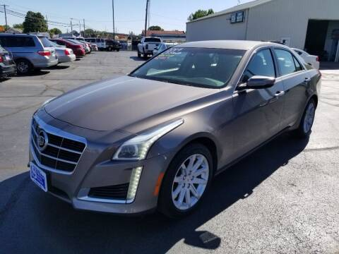 2014 Cadillac CTS for sale at Larry Schaaf Auto Sales in Saint Marys OH