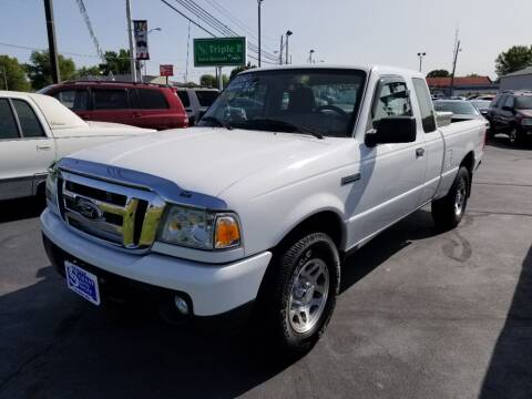 2010 Ford Ranger for sale at Larry Schaaf Auto Sales in Saint Marys OH