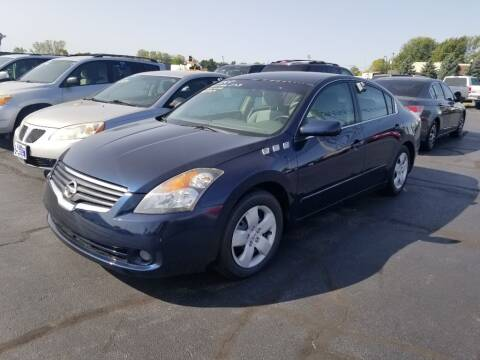 2007 Nissan Altima for sale at Larry Schaaf Auto Sales in Saint Marys OH