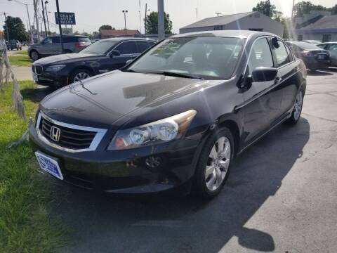 2009 Honda Accord for sale at Larry Schaaf Auto Sales in Saint Marys OH