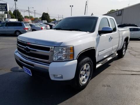 2011 Chevrolet Silverado 1500 for sale at Larry Schaaf Auto Sales in Saint Marys OH