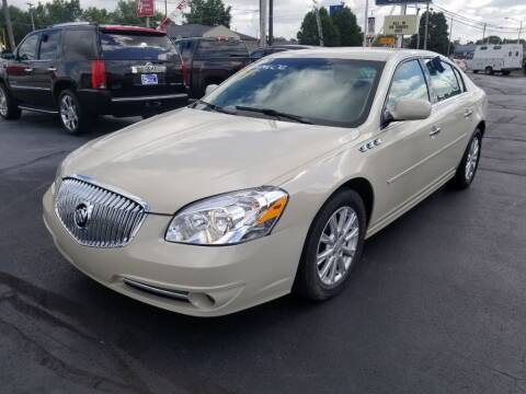 2011 Buick Lucerne for sale at Larry Schaaf Auto Sales in Saint Marys OH