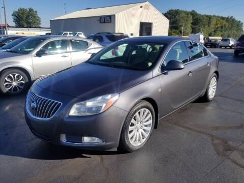 2011 Buick Regal for sale at Larry Schaaf Auto Sales in Saint Marys OH