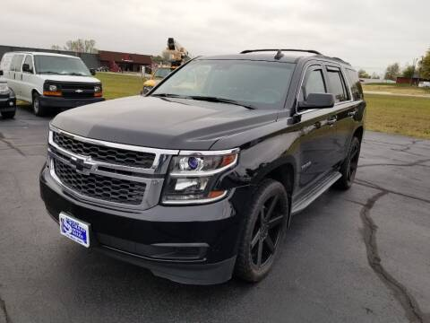 2015 Chevrolet Tahoe for sale at Larry Schaaf Auto Sales in Saint Marys OH