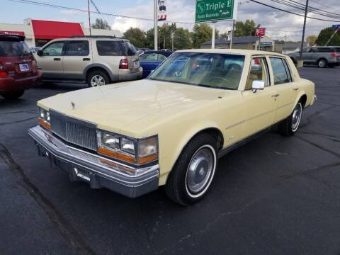 1978 Cadillac Seville for sale at Larry Schaaf Auto Sales in Saint Marys OH