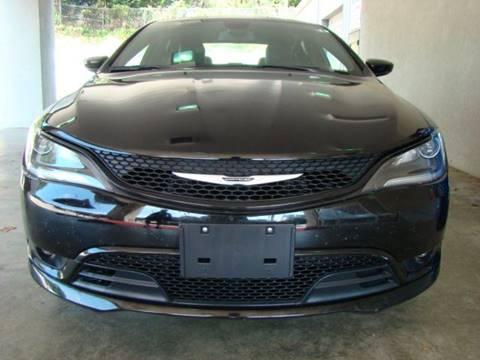 2015 Chrysler 200 for sale in Greenville, SC