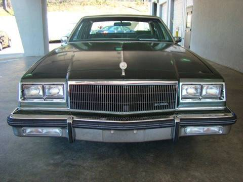1985 Buick LeSabre for sale at Xtreme Lil Boyz Toyz in Greenville SC