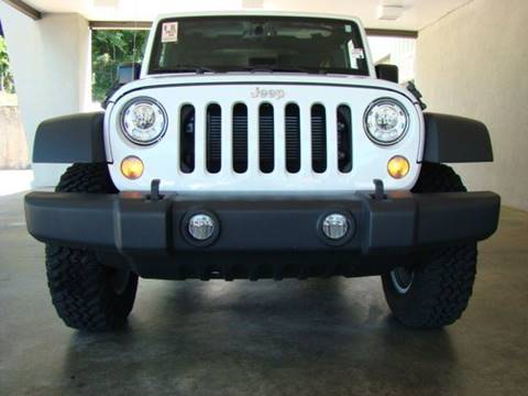 2017 Jeep Wrangler Unlimited for sale at Xtreme Lil Boyz Toyz in Greenville SC