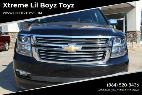 2015 Chevrolet Suburban for sale at Xtreme Lil Boyz Toyz in Greenville SC