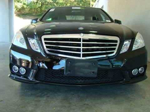 2010 Mercedes-Benz E-Class for sale at Xtreme Lil Boyz Toyz in Greenville SC