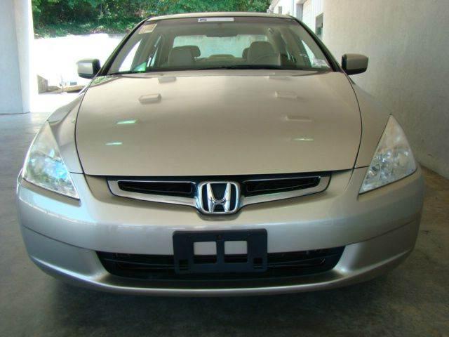 2005 Honda Accord Hybrid 4dr Sedan   Greenville SC