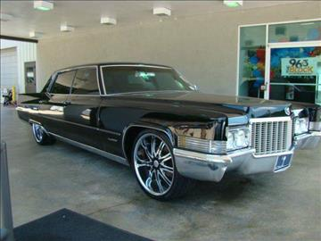 1970 Cadillac Fleetwood for sale in Greenville, SC