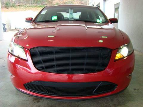 2010 Ford Taurus for sale at Xtreme Lil Boyz Toyz in Greenville SC