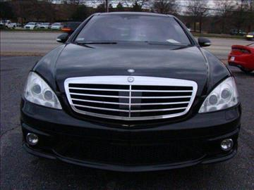 2008 Mercedes-Benz S-Class for sale at Xtreme Lil Boyz Toyz in Greenville SC