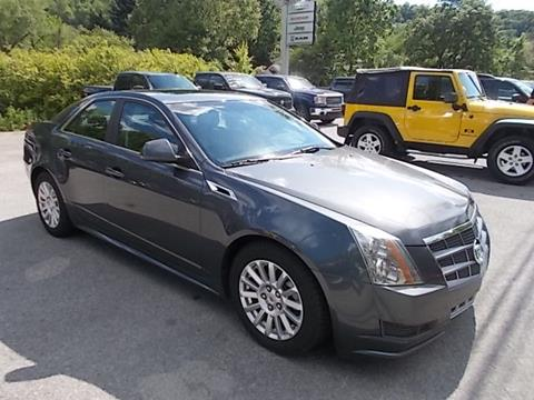 2012 Cadillac CTS for sale in Mahaffey, PA