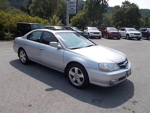 2002 Acura TL for sale in Mahaffey, PA