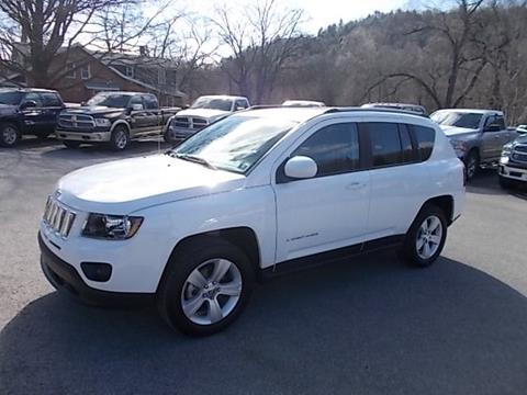 2017 Jeep Compass for sale in Mahaffey, PA