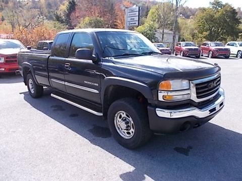 2005 gmc sierra 2500hd for sale in pennsylvania. Black Bedroom Furniture Sets. Home Design Ideas