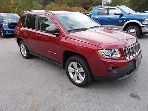 2012 Jeep Compass for sale in Mahaffey, PA