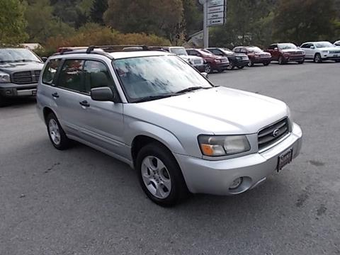 2004 Subaru Forester for sale in Mahaffey, PA