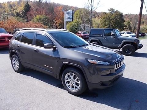 2014 Jeep Cherokee for sale in Mahaffey, PA