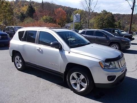 2011 Jeep Compass for sale in Mahaffey, PA