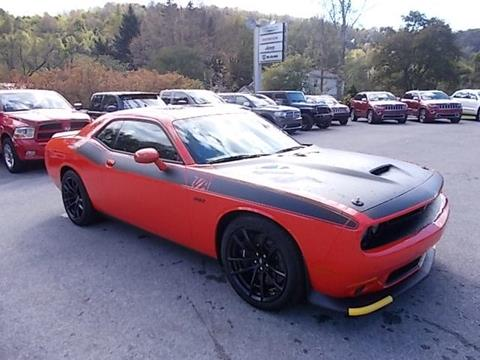 2018 Dodge Challenger for sale in Mahaffey, PA
