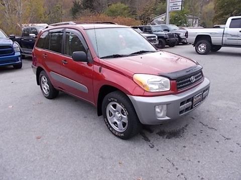 2003 Toyota RAV4 for sale in Mahaffey, PA