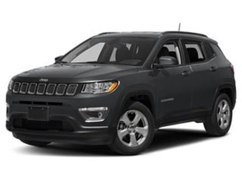 2018 Jeep Compass for sale in Mahaffey, PA