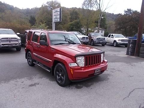 2008 Jeep Liberty for sale in Mahaffey, PA