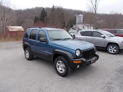 2004 Jeep Liberty for sale in Mahaffey, PA