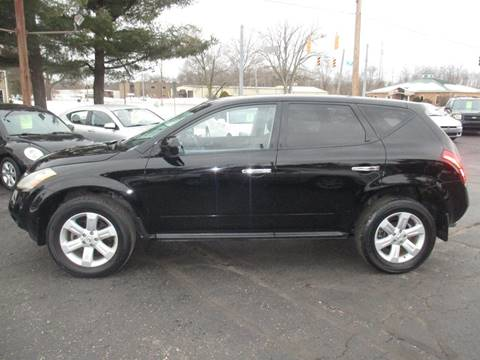 2007 Nissan Murano for sale in Mishawaka, IN