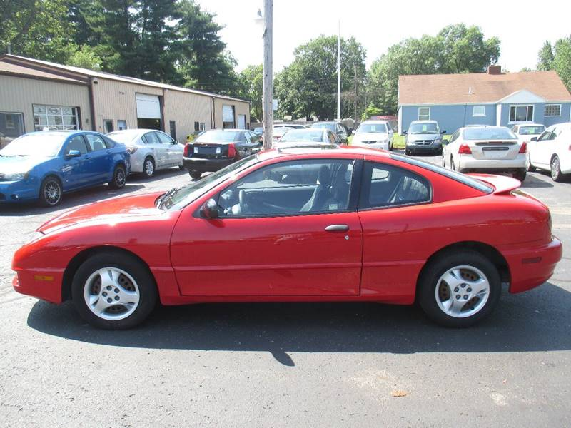 2003 Pontiac Sunfire 2dr Coupe In Mishawaka In Home Street Auto Sales