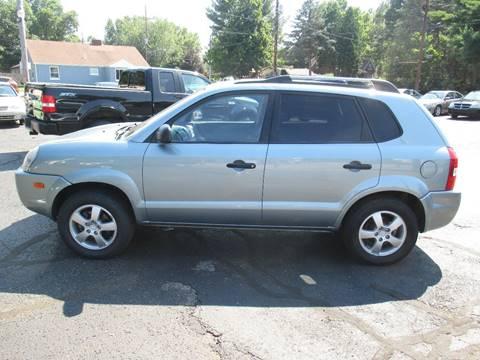 2007 Hyundai Tucson for sale in Mishawaka, IN