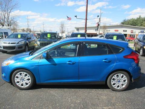 2012 Ford Focus for sale in Mishawaka, IN