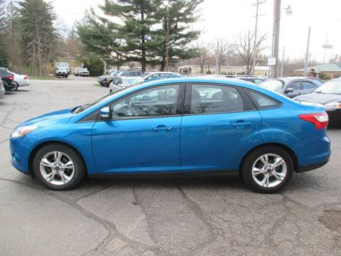 2013 Ford Focus for sale in Mishawaka, IN
