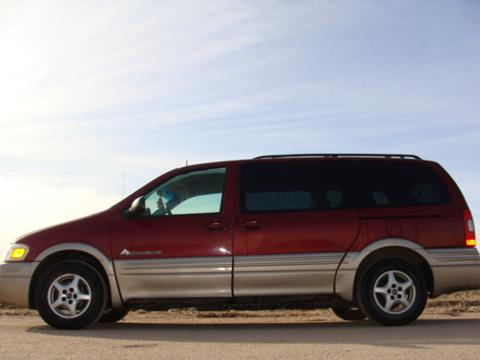 2002 Pontiac Montana for sale in Hastings, NE