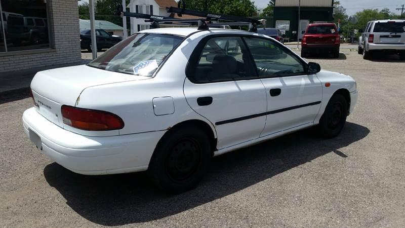 2001 Subaru Impreza AWD L 4dr Sedan - Albion IN