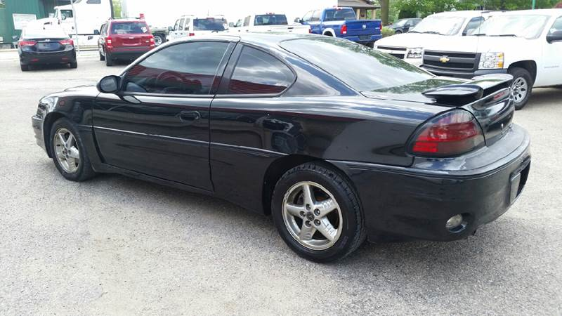 2004 Pontiac Grand Am GT1 2dr Coupe - Albion IN