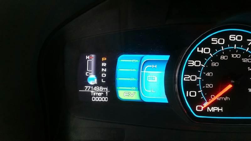 2010 Ford Fusion Hybrid 4dr Sedan - Albion IN