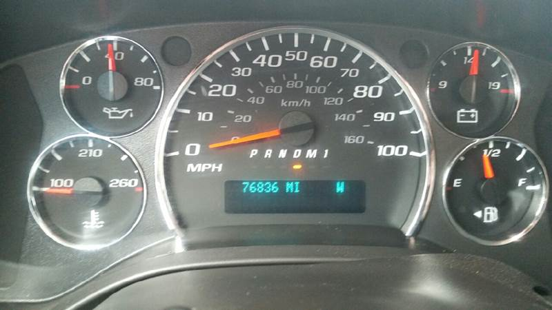 2013 Chevrolet Express Passenger LT 3500 3dr Extended Passenger Van w/ 1LT - Albion IN