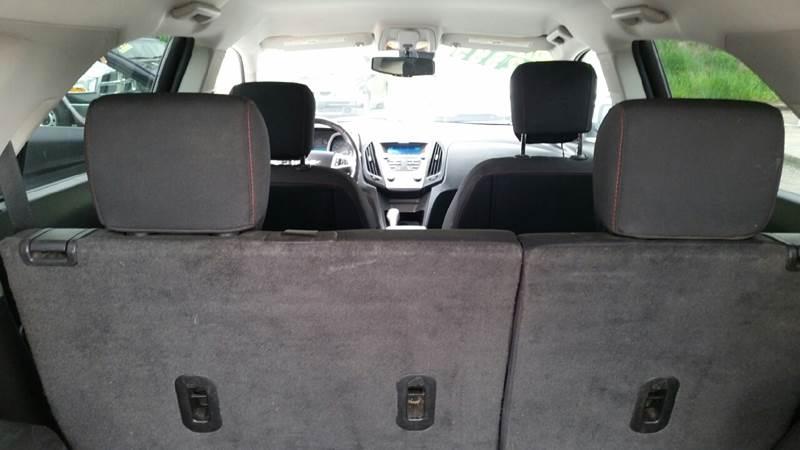 2011 Chevrolet Equinox AWD LT 4dr SUV w/1LT - Albion IN