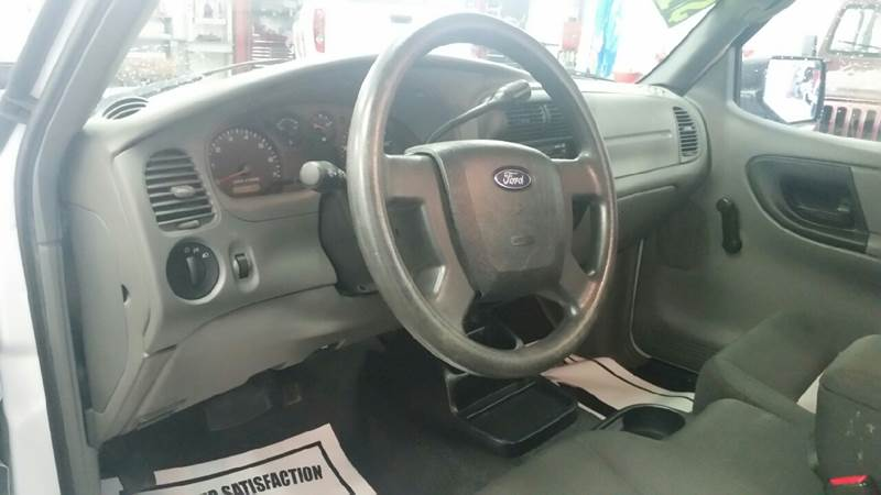 2010 Ford Ranger 4x2 XL 2dr Regular Cab LB - Albion IN