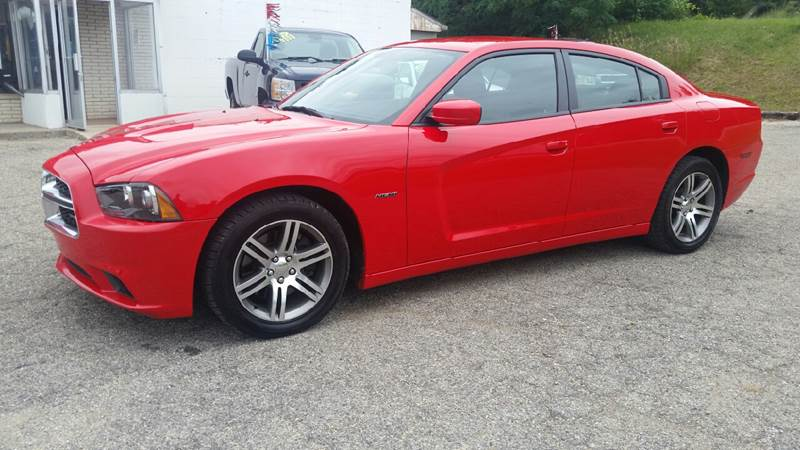 2014 Dodge Charger R/T 4dr Sedan - Albion IN