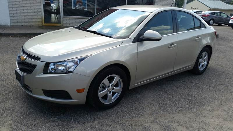 2014 Chevrolet Cruze for sale at Baseline Auto Group in Albion IN