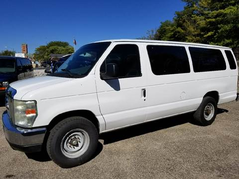 2008 Ford E-Series Wagon for sale in Albion, IN
