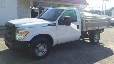 2012 Ford F-250 Super Duty for sale at Baseline Auto Group in Albion IN