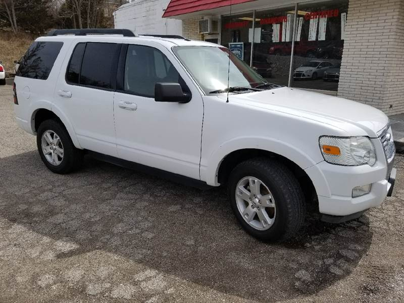 2010 ford explorer xlt in albion in - baseline auto group