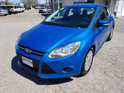 2013 Ford Focus for sale in Albion, IN